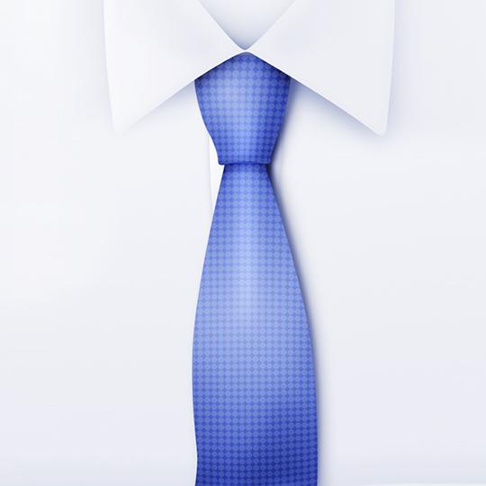 한 눈에 알 수 있는 넥타이 매는법!