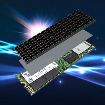 M.2 NVMe SSD에 방열판을 달아보자!