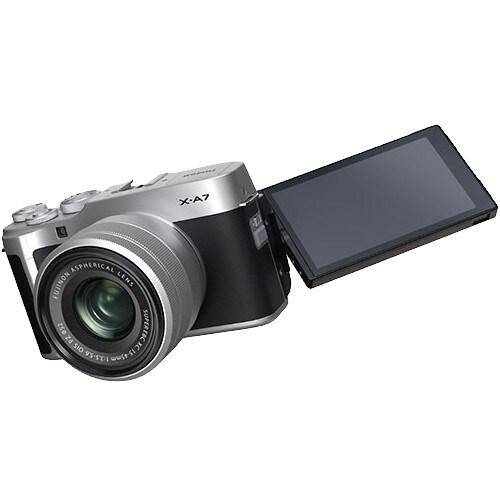 후지필름 X-A7 (15-45렌즈 패키지)