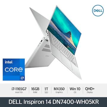 DELL 인스피론 14 7400 WH05KR(SSD 1TB)