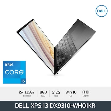 DELL XPS 13 9310 WH01KR(SSD 512GB)