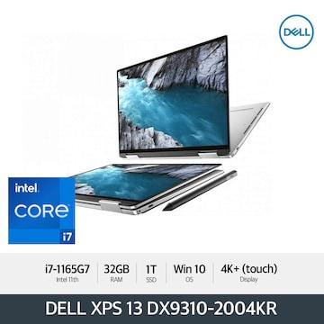 DELL 2in1 XPS 13 9310 2004KR(SSD 1TB)
