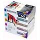 SONY MiniDV 6mm 칼라 5DVM60RX2 60분 DV테이프 (100개)_이미지