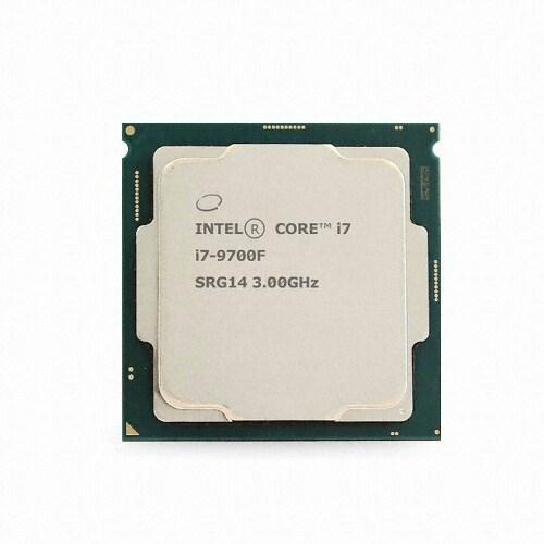 인텔 코어i7-9세대 9700F (커피레이크-R) (벌크)_이미지