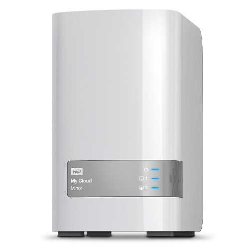 Western Digital WD My Cloud Mirror Gen2(4TB)