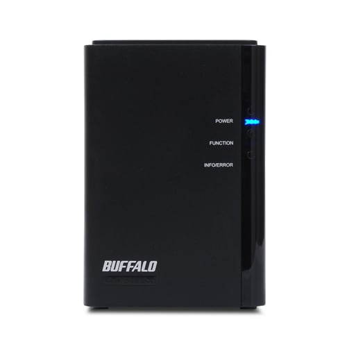 BUFFALO  LinkStation Pro Duo LS-WXL/E (6TB)_이미지