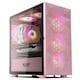 darkFlash DLM21 RGB MESH 강화유리 (핑크)_이미지