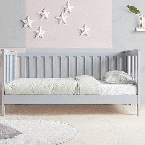 퍼니코 피카소 데이베드 원목 침대 SS (양면메모리폼)_이미지