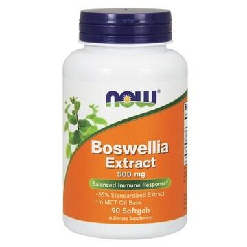 나우푸드 보스웰리아 추출물 500mg 90캡슐 (해외)(1개)
