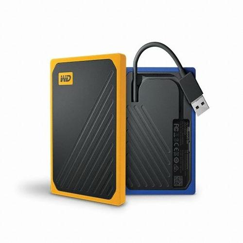Western Digital WD My Passport Go SSD(1TB)
