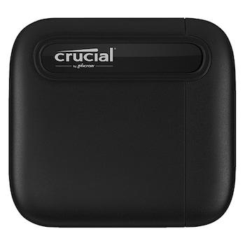 마이크론 Crucial X6 Portable SSD 대원CTS (500GB)