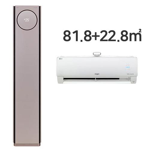 LG전자 휘센 타워에어컨 FQ25LBNRA2M(기본설치비 포함(수도권))