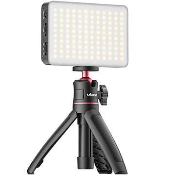 울란지 VIJIM VL120 LED조명 + MT-08 셀카봉삼각대 (해외구매)_이미지