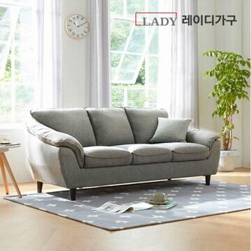 오하임 레이디가구 스위트홈 발수코팅 패브릭 소파 3인용