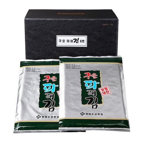 현대수산맛김  구운 파래김 20g (30개)_이미지