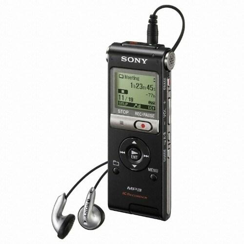 SONY ICD-UX300 (4GB, 해외구매)_이미지