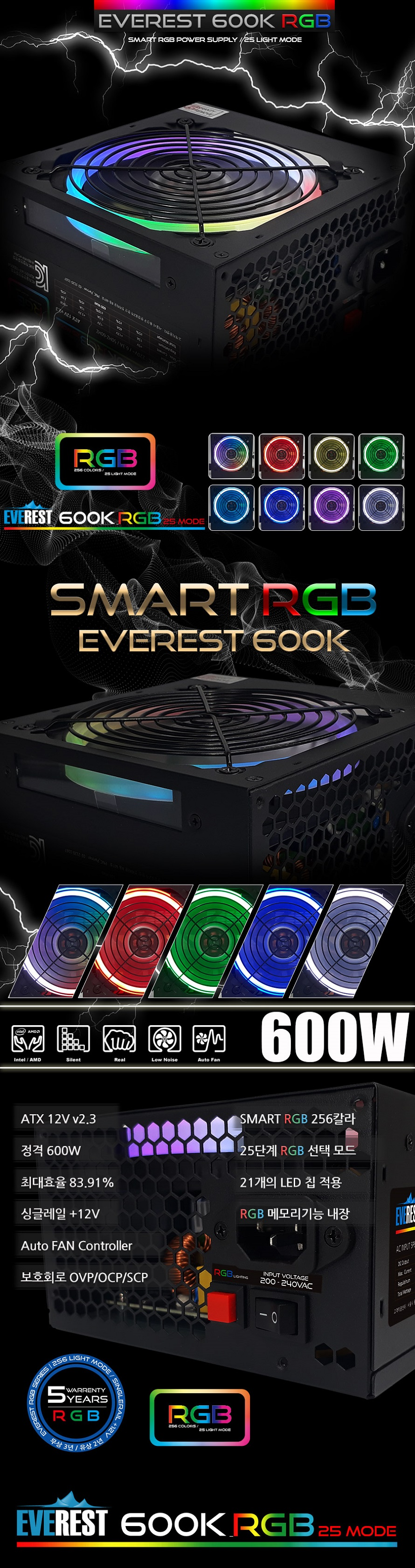 PNC PARTNER   EVEREST 600K RGB