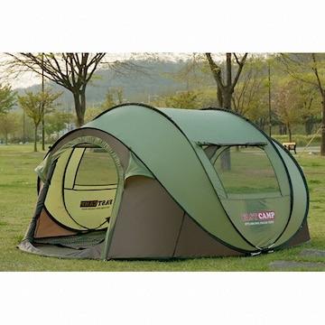 아이두젠 패스트캠프 원터치 텐트 메가스위트(5인용)