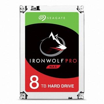 Seagate IronWolf Pro 7200/256M (ST8000NE0004, 8TB)_이미지