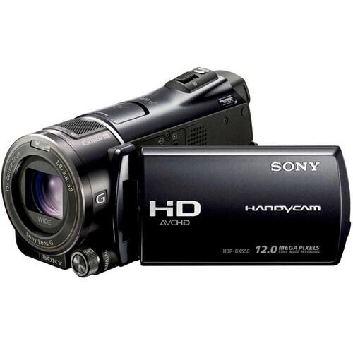 SONY HandyCam HDR-CX550 (병행수입)_이미지