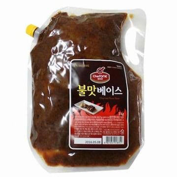 대상 쉐프원 불맛베이스 2kg
