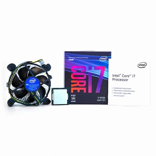 인텔 코어i7-8세대 8700 (커피레이크) (정품)