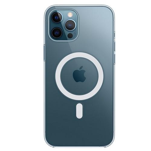 APPLE 아이폰12 프로 맥스 맥세이프 투명 케이스 (정품)