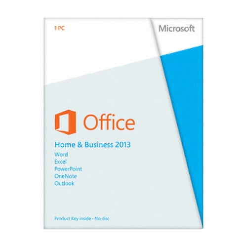 Microsoft Office 2013 Home & Business (PKC 한글)_이미지