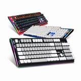 마이크로닉스  MANIC K735 엣지 RGB 카일박스축 (레드, 백축)_이미지
