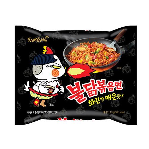 삼양식품 불닭볶음면 140g(1개)