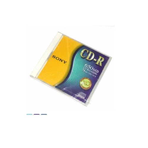 SONY CD-R 650MB_이미지