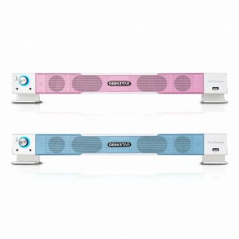 세컨드찬스 GEEKSTAR GS1000 사운드바 (블루)