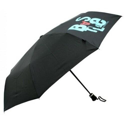 엘르  옴므 한폭 전자동일반손잡이 우산 E4-0011_이미지