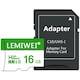 LEMIWEI micro SD LW-TF02 해외구매 (16GB+어댑터)_이미지