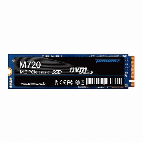 타무즈 M720 M.2 2280 (256GB)