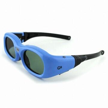 Quantum Blue G9 DLP Kids 3D Glasses (해외구매)_이미지