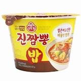 오뚜기 맛있는 오뚜기 컵밥 진짬뽕밥 187.5g  (1개)