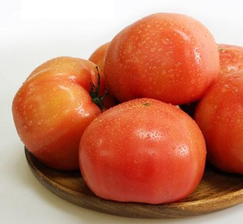 익산원예농협  탑마루 찰지고 단단한 완숙토마토 2~4번 2kg (1개)_이미지