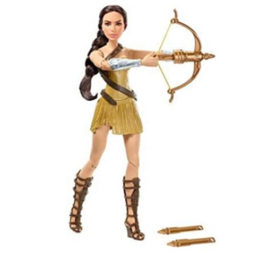 마텔 Bow-Wielding Wonder Woman Doll