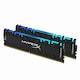 킹스톤 DDR4 16G PC4-25600 CL16 HyperX PREDATOR RGB (8Gx2)_이미지