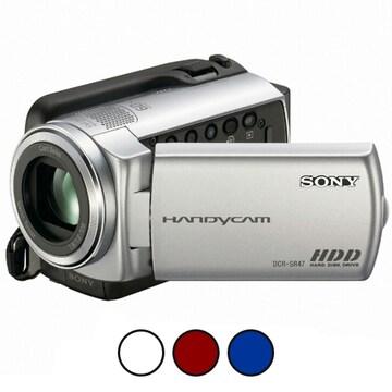 SONY HandyCam DCR-SR47 (4GB 패키지)_이미지
