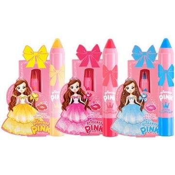 데이셀  프린세스 핑크의 립크레용 2.5g (1개)