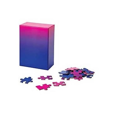 AREAWARE Gradient Puzzle Small Bryce WILNER Blue/Pink_이미지