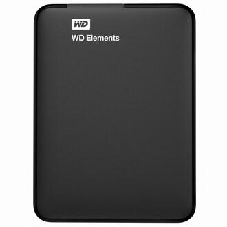 Western Digital WD NEW Elements Portable Gen2 해외구매 (2TB)_이미지