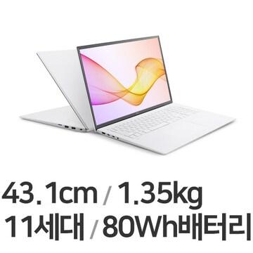 LG전자 2021 그램17 17ZD90P-GX76K