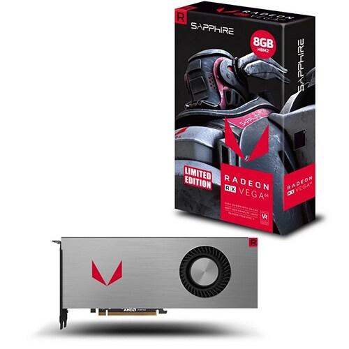 SAPPHIRE  라데온 RX Vega 64 Limited Edition HBM2 8GB_이미지