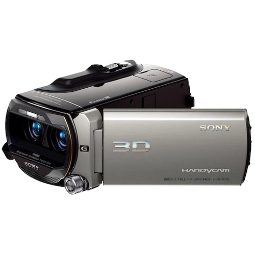 SONY HandyCam HDR-TD10 (4GB 패키지)_이미지