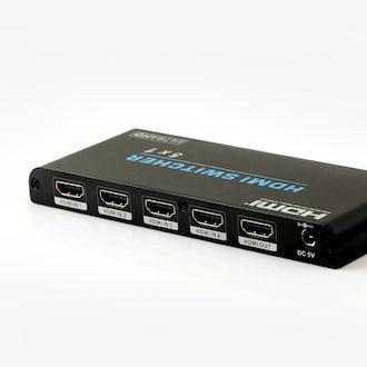 라이트컴 COMS 5:1 HDMI 선택기 (PV992)_이미지