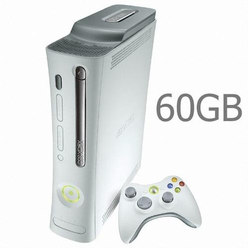 XBOX360 60GB버전 패키지 상품 모음_이미지