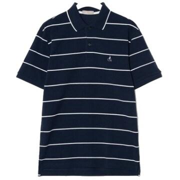 빈폴 네이비 헤리티지 피케 칼라 티셔츠 BC0342A07R